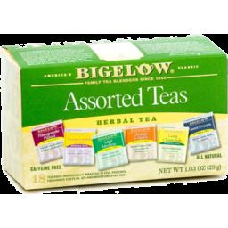 Photo of Bigelow Herbal Tea Assorted Teas - 18 Ct
