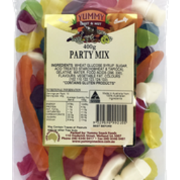 Photo of Yummy Party Mix 400g