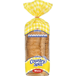 Photo of Buttercup Country Split Bread White 450g