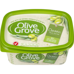 Photo of Olive Grove Classic Spread With Cholesterol Free Olive Oil 500g