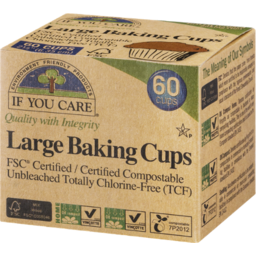 Photo of Baking Cups Large 60's