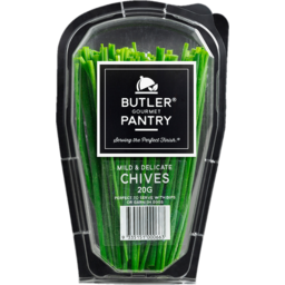 Photo of Butler Gourmet Pantry Chives Punnet 20gm