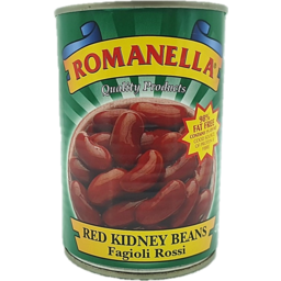 Photo of Romanella Red Kidney Beans 400g
