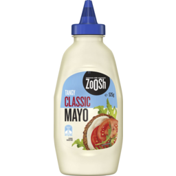 Photo of Zoosh Tangy Classic Mayo 525gm