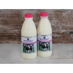 Photo of Barambah Milk Skim 1l