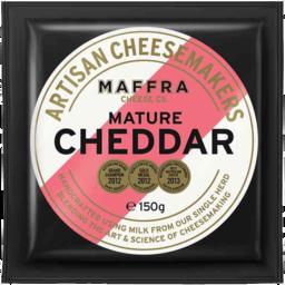 Photo of Maffra Mature Cheddar 150gm