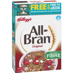 Photo of Kellogg's All-Bran Cereal Original 350g