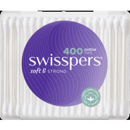 Photo of Swisspers Cotton Tips 400s