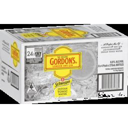 Photo of Gordons Gin & Tonic 6% 275ml 24 Pack