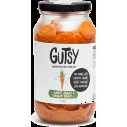 Photo of Gutsy Kraut - Carrot, Ginger & Turmeric