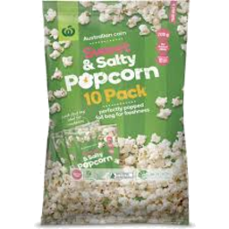 Photo of WW Popcorn Sweet & Salty 10 Pack