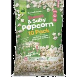 Photo of WW Popcorn Sweet & Salty 10 Pack