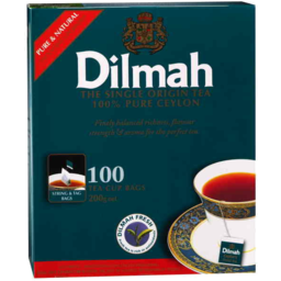 Photo of Dilmah Premium Tea Bags 100's