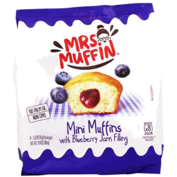 Photo of Mrs Muffin Blueberry 8 Pack