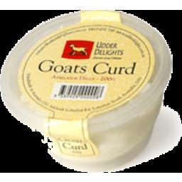 Photo of Udder Delights Goat Curd 200g