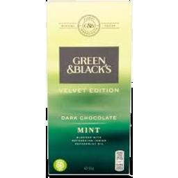 Photo of Green Blacks Velvet Dark Mint 90gm
