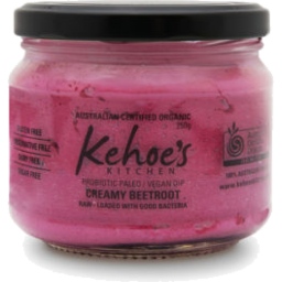 Photo of Kehoe's Kitchen - Beetroot Cashew Cheese - 250g