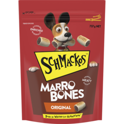 Photo of Schmackos Marrobones 737g