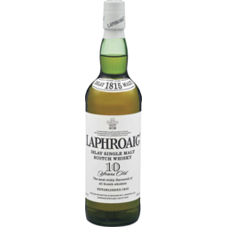 Photo of Laphroaig 10yo Scotch Whisky
