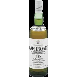 Photo of Laphroaig 10yo Scotch Whisky