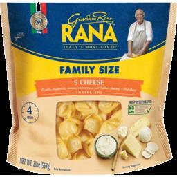 Photo of Rana 5 Cheese Tortellini