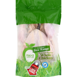 Photo of Woolworths Macro Free Range Whole Chicken