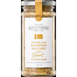Photo of B/Berg Bavarian Mustard 220g