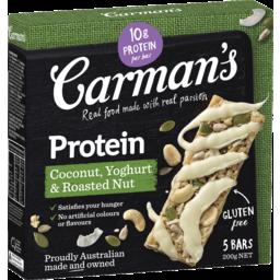 Photo of Carmans Pro Bar Coco/Yoghurt/Nut200gm