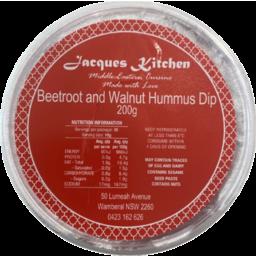 Photo of Jacques Kitchen  Dip - Beetroot & Walnut Hummus