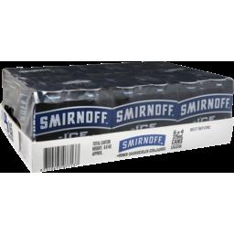 Photo of Smirnoff Ice Double Black Cans