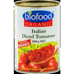 Photo of Biofood Organic Diced Tomatoes