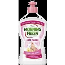 Photo of Morning Fresh Soft Hands Vanilla & Rose 350ml