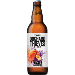 Photo of Orchard Thieves Peach Cider 500ml