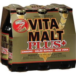 Photo of Vitamalt Plus Beverage