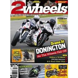 Photo of 2 Wheels Magazine