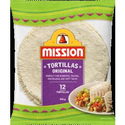 Photo of Mission Burrito Tortillas 12pk