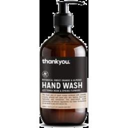 Photo of Thankyou Hand Wash Orange & Almond 500ml