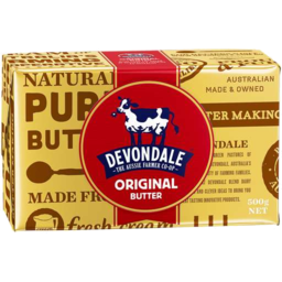 Photo of Devondale Butter Salted 500gm