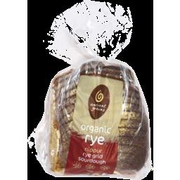 Photo of Ancient Grains - Grid Rye Sourdough Bread