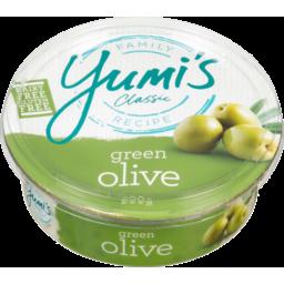 Photo of Yumis Dip Italian Olive 200gm