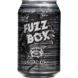 Photo of Garage Project Fuzzy Pale Ale Fuzz Box 330ml