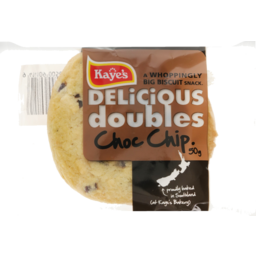 Photo of Choc Chip Biscuits 2 Pack