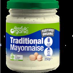 Photo of Absolute Organics Traditional Mayonnaise 250g