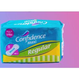 Photo of Confidence Sanitary Napkin Reg
