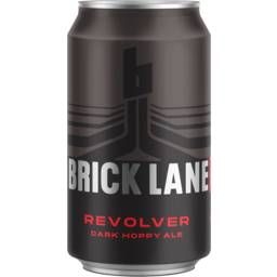 Photo of Brick Lane Revolver Dark Ale Can