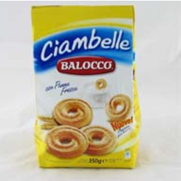 Photo of Balocco Biscuits Ciambelle 350g
