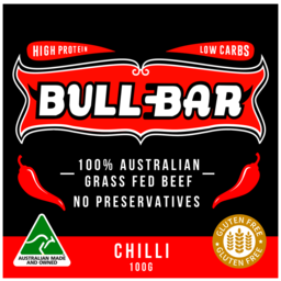 Photo of Bullbar Chilli Beef Jerky