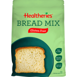 Photo of Healtheries Simple Gluten Free Bread Mix 1kg