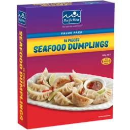 Photo of Pacific West Seafood Dumpling 400gm