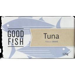 Photo of Good Fish Tuna Fillets In Brine